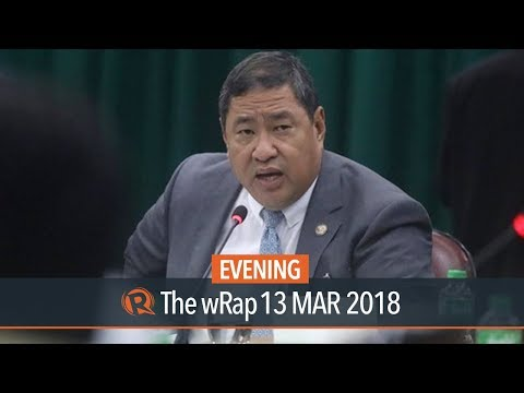 House members disagree on Sereno articles of impeachment