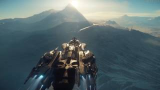 Star Citizen Alpha 3.0 | New Gameplay for Ships