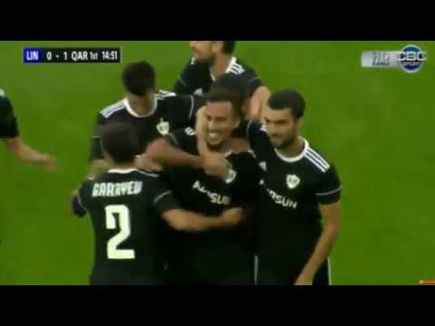 Linfield 3-2 Qarabağ