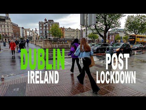 Dublin Ireland Post Lockdown Experience