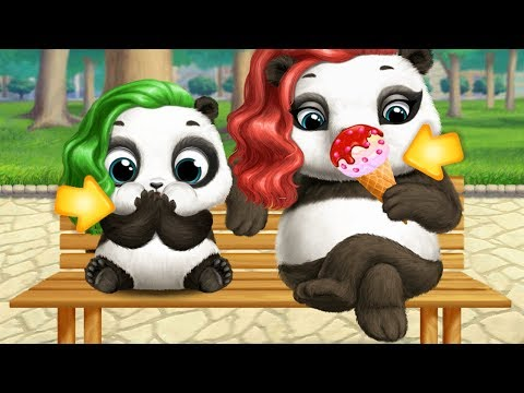 Fun Baby Animals Care Kids Game - Panda Lu Baby Bear City - Pet Care & Dress Up Game for Children