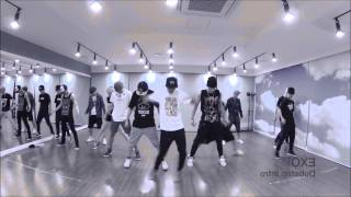 Baixar EXO - Dubstep Intro Dance Practice Mirror [HD]