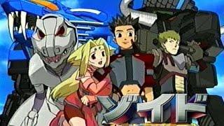 Zoids ZERO Cap 13 Anime Latino