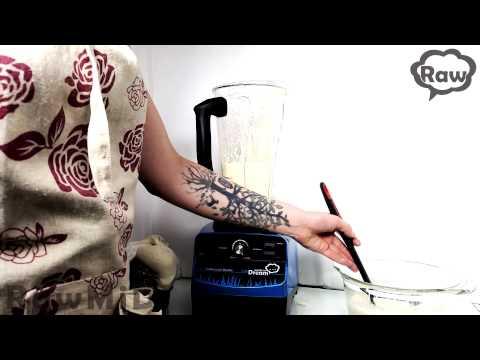 Соевое молоко сырое - рецепт в ПРО блендере Dream Classic от RawMID