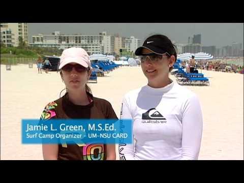 Autism Surf Camp In Miami Beach