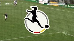 Frauenfußball Bundesliga 2019 20 12  Spieltag Turbine Potsdam vs  1FFC Frankfurt