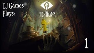 Little Nightmares - Ep 1 Prison Part 1