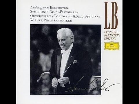 Ludwig van Beethoven - Bernstein Wiener Philharmoniker - Symphonie No. 6 Pastorale