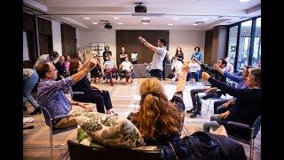 Formación Profesional Barcelona 2018 -  Hipnosis Rápida Efectiva con el Método R.E.S y Autohipnosis