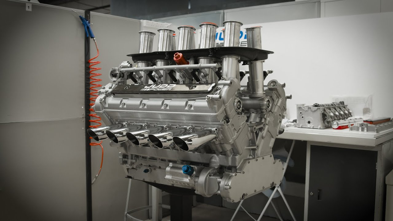Download This company is still building F1 V10 engines that you can buy today