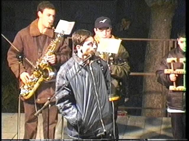 Gambatesa maitunat 1-1-1999  -  squadra Mario Contento