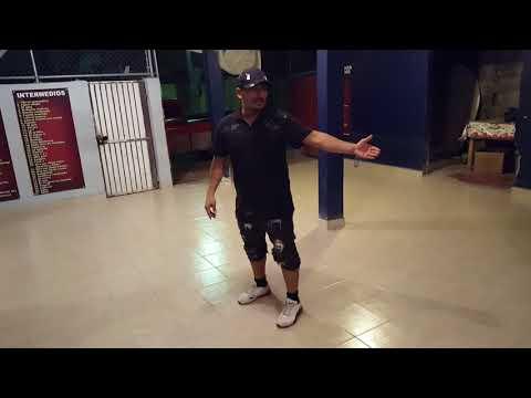 Aprende A Bailar Cumbia Desde CERO (Pasos Libres) Video #1