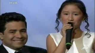 """Leslie Pintado   en la gran """"Final de Ecuador Tiene Talento""""  2013 #ETT2  video"""