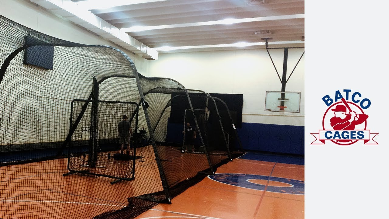 Batting Cages Collapsible