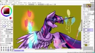 Speedpaint MLP - Remembrance