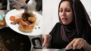Beef Stew in Ramadan?.. No Samosas?!