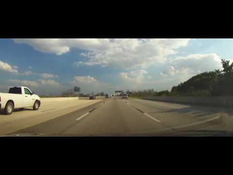 Driving from North Fort Myers to Lehigh Acres, Florida