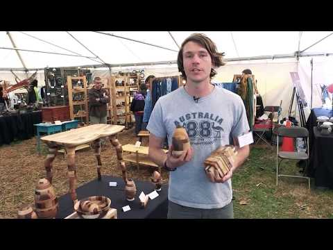 Visit the Emerging Maker's Tent at Tennessee Craft Fairs!