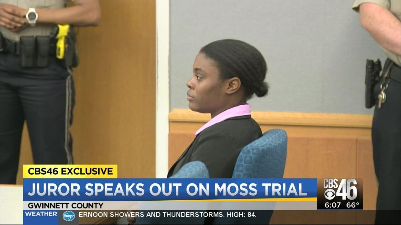 Juror in Tiffany Moss trial talks with CBS46 News