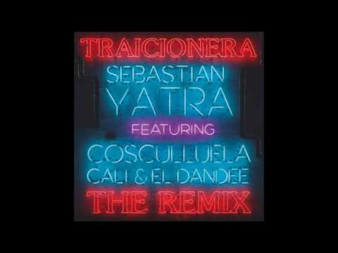 Sebastián Yatra ft Cosculluela, Cali & El Dandee - Traicionera (Remix) Letra
