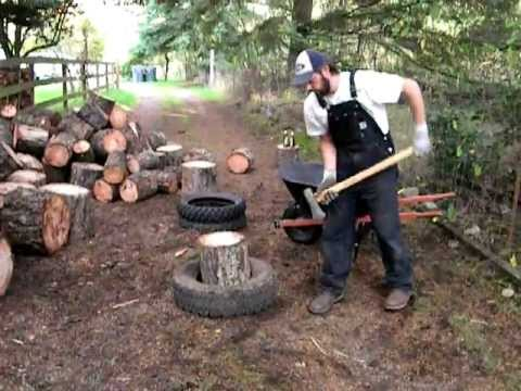 how to keep wood from splitting while drying