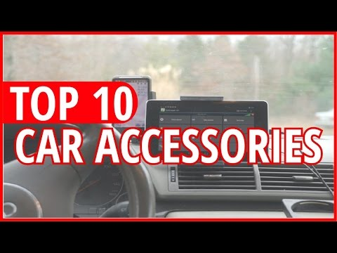 Top 10 car accessories in india 2017 - YouTube