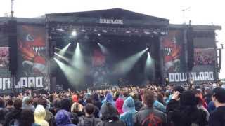 Papa Roach - To Be Loved live at DOWNLOAD 2013 UK Donington