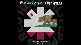 Red Hot Chili Peppers - The Getaway - Live In Oakland, CA (Mar 12, 2017)