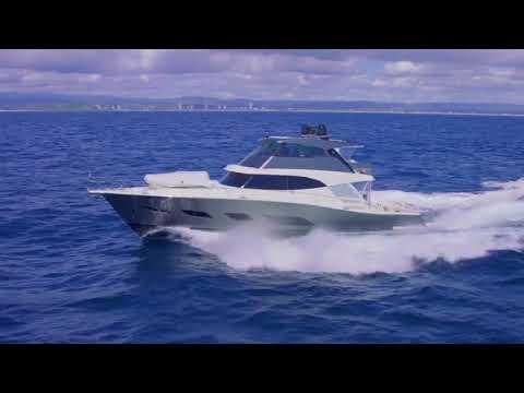 Riviera Sports Motor Yacht 72