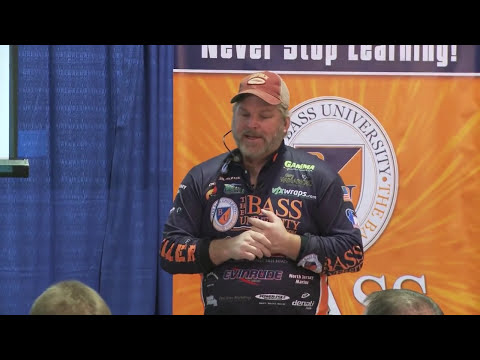 Understanding BASS FOOD (Forage) with Pete Gluszek