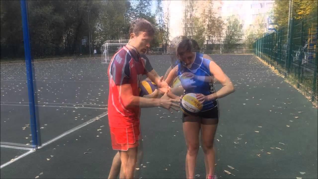 Волейбол индивидуальная тренировка Sunny wind Sport Club Саломатов Станислав