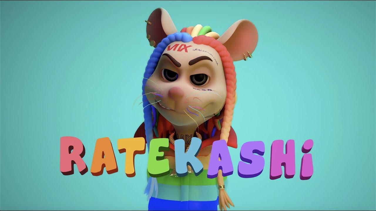 "Artista ""RATEKASHI"" - ta hasi bofon di 6ix9ine jamado e un ""RATON"". (Video) E ta hopi funny."