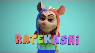 RATEKASHI - CHEESY SLIDE (Official Music Video)
