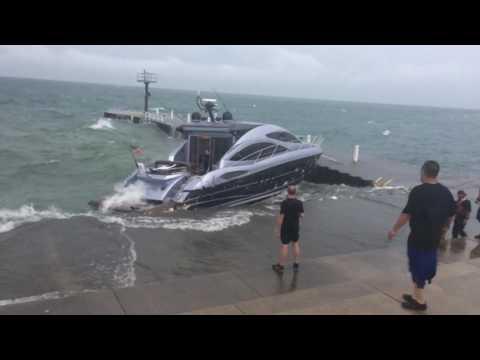 Chicago Lakefront Boat Rescue Oakwood