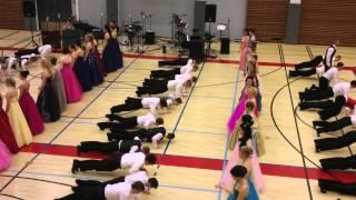 Kangasalan Lukion Wanhojen Tanssit 2013 - Oma Tanssi