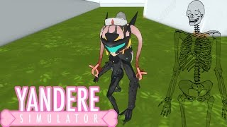how do you open easter eggs in yandere simulator