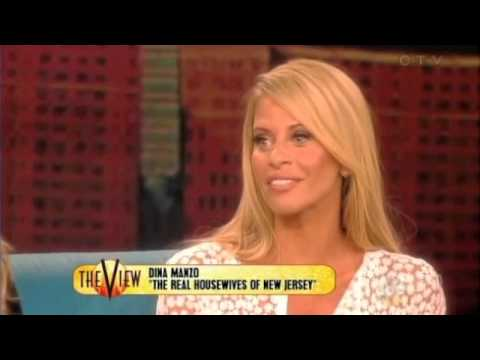 """Teresa, Melissa and Dina of """"The Real Housewives of New Jersey"""" talk"""