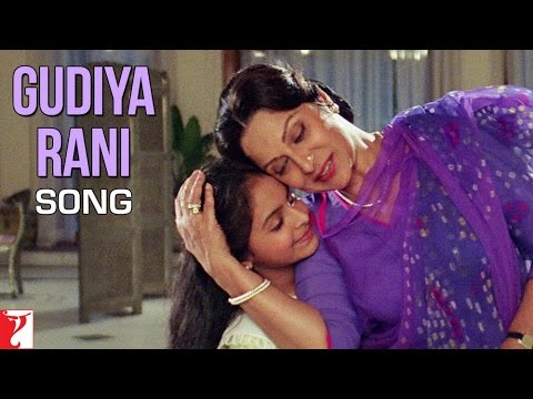 Gudiya Rani Song  Lamhe  Anil Kapoor  Sridevi  Anupam Kher  Waheeda Rehman  Lata Mangeshkar
