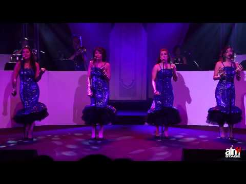 AIM - Live At The Apollo - The Supremes  - Medley