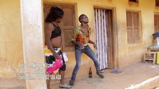 king kong mc and junior Asher dancing to Masinale by NICHOE KITONE  2018
