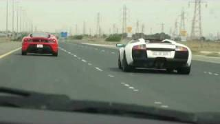 Kuwait Cars Having Fun