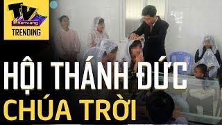 """Xóa bỏ hàng loạt tụ điểm """"Hội thánh Đức Chúa Trời Mẹ"""" ở Thừa Thiên - Huế"""