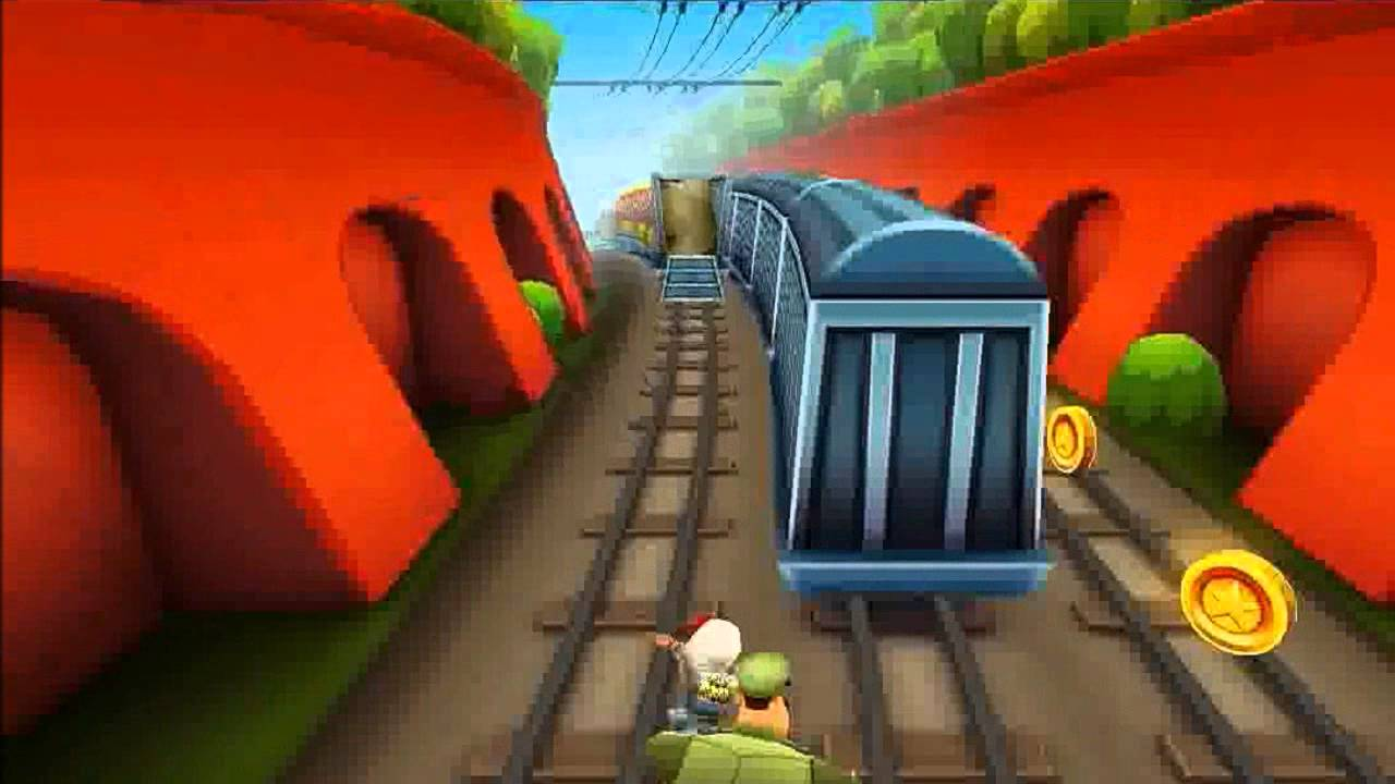 Download IPRO Subway Surfers - Launch Trailer.wmv