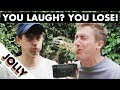 TRY NOT TO LAUGH with BLACK WATER!!! (impossible!?)