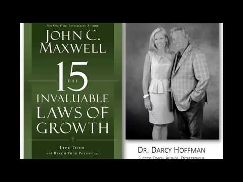 15 laws of Growth: The Law of Environment with Q&A