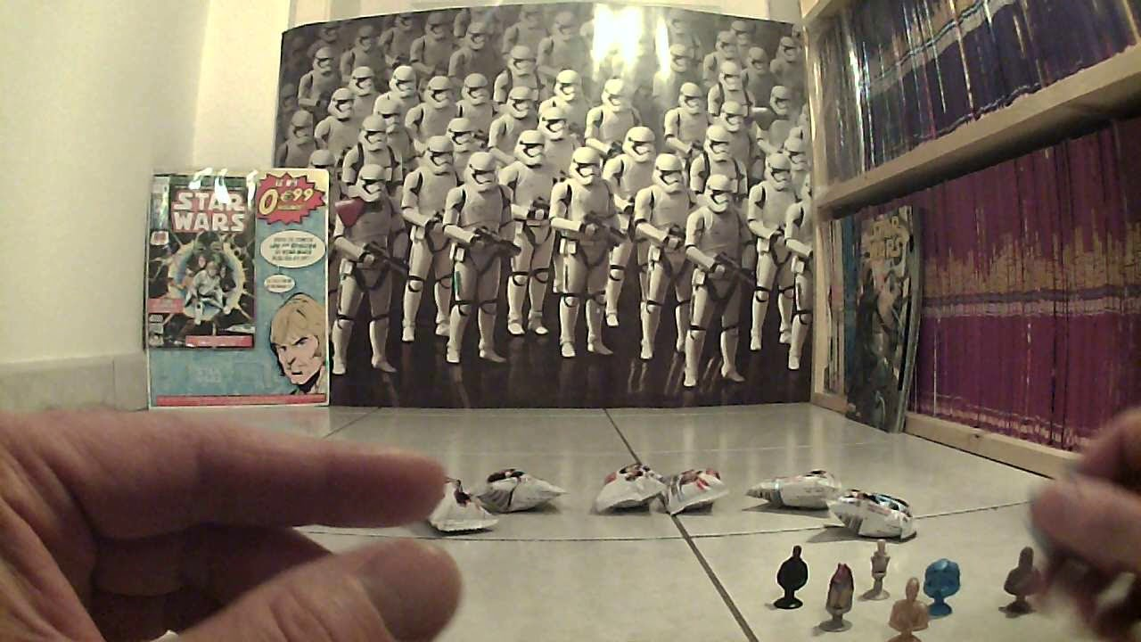 micropopz star wars de chez e leclerc youtube. Black Bedroom Furniture Sets. Home Design Ideas