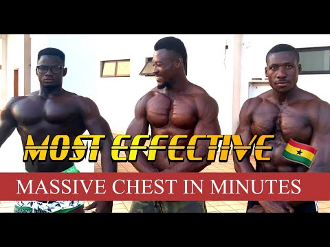 MOST EFFECTIVE CHEST WORKOUT AT HOME