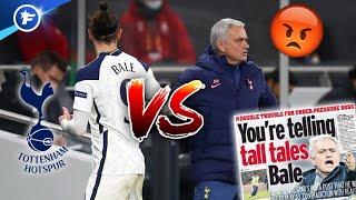José Mourinho critique sévèrement Gareth Bale | Revue de presse