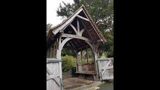 [ 영국여행]   성 어거스틴이 다녔던 교회.St Ma…