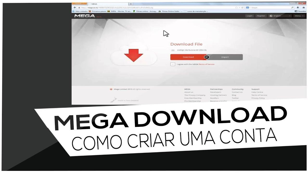 Como fazer Download ILIMITADO no Mega - Apk Mod